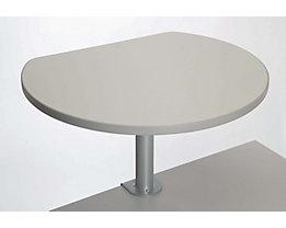 MAUL Tischpult mit Klemmfuß - Platte melaminharzbeschichtet