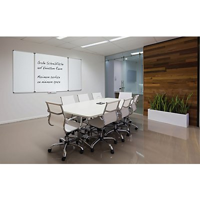 MAUL Whiteboard-Klapptafel - Höhe 1000 mm