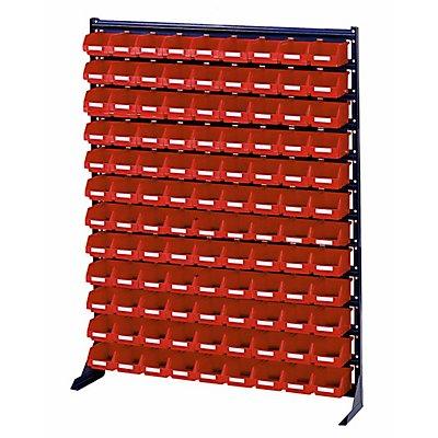 Lagerregal, Breite 1020 mm - ohne Sichtlagerkästen
