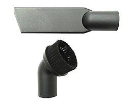 Rundpinsel- und Ritzendüse - Kunststoff
