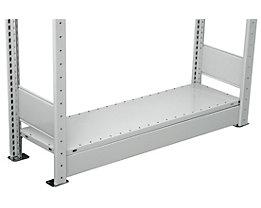 Schulte Sockelblende - verzinkt, VE 5 Stk - für Breite 1300 mm