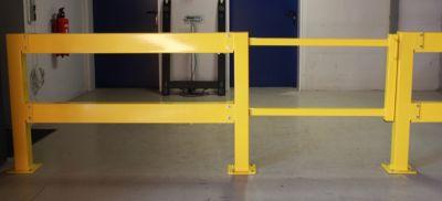 Schiebetüren-Set - Gesamtbreite 3760 mm, Schiebetürenbreite 1500 mm