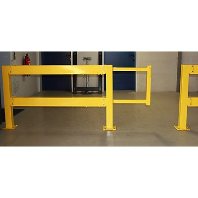 dancop Schiebetüren-Set - Gesamtbreite 3760 mm, Schiebetürenbreite 1500 mm