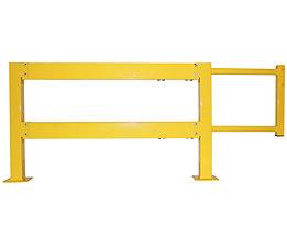 Schiebetüren-Set - Gesamtbreite 3760 mm