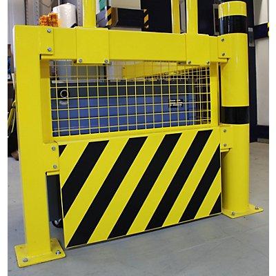 dancop Durchgriffschutz für Sicherheitsgeländer - Höhe 450 mm