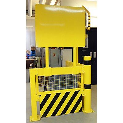 dancop Infotafel-Set - Tafel BxH 1000 x 1000 mm, Gewicht 32 kg