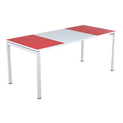 Schreibtisch EasyDesk von Paperflow - Tischplatte 1400 x 800 mm