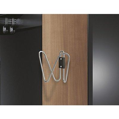 CP Badelatschen- / Schuhhalter - für Dekortür, für Abteilbreiten 300 / 400 mm