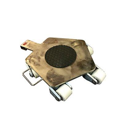 Rotationsfahrwerk - Tragfähigkeit 4000 kg
