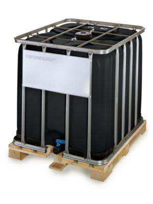 IBC-Container mit UV-Schutz, 1000 l - Containerfarbe schwarz