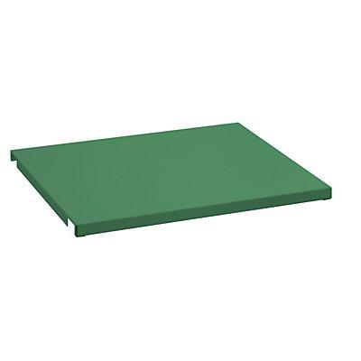 Lista Blechabdeckung für Festrahmen - für Regaltiefe 1260 mm, Feldbreite 890 mm