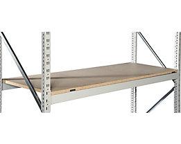Spanplatte - Tiefe 800 mm - Breite 1500 mm