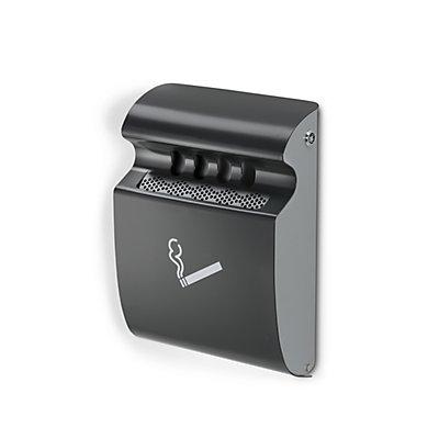 Wandascher - Stahlblech, pulverbeschichtet, Volumen 3 l