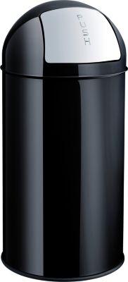 helit Push-Abfallbehälter - Volumen 50 l