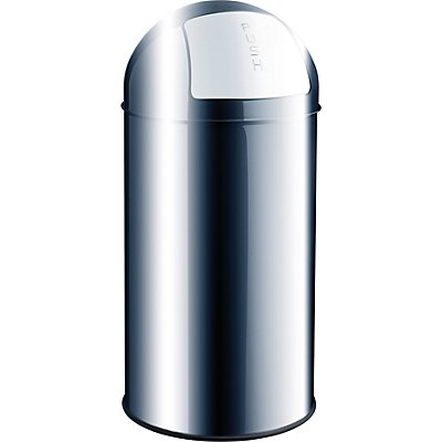helit Push-Abfallbehälter - Volumen 30 l