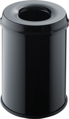 helit Sicherheits-Abfallbehälter - Volumen 15 l, VE 2 Stk