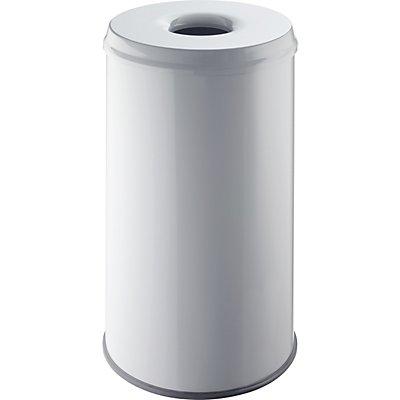 helit Sicherheits-Abfallbehälter - Volumen 50 l, VE 2 Stk