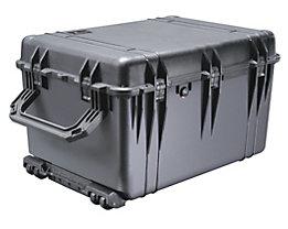 PELI Hartschalenkoffer - Inhalt 174 l, mit Rollen und Handgriff