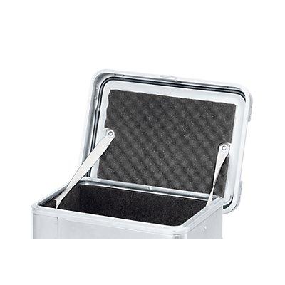 ZARGES Schaumauskleidung - für Aluminium-Universalkiste, Innen-LxBxH 350 x 250 x 150 mm