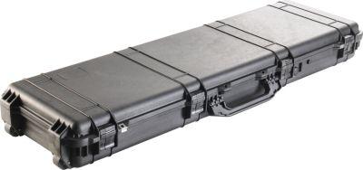 PELI Hartschalenkoffer - Inhalt 58,2 l, mit Rollen, schwarz