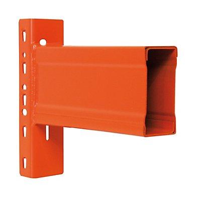 Auflageträger, waagerecht - Länge 1825 mm, 1 Paar, Profiltyp 85 / 40 x 1,5 mm
