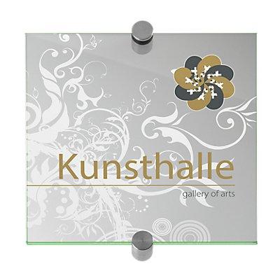 GALERIE select™ Türschild, VE 2 Stk - Höhe 148 mm, Gewicht 1,10 kg