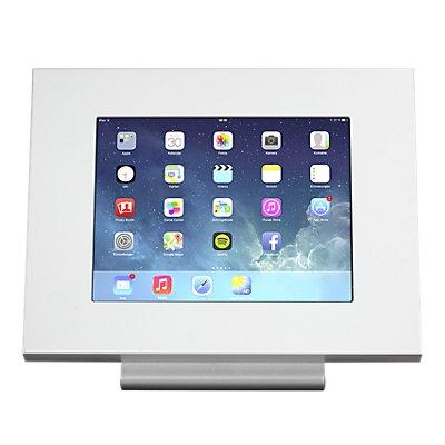 GO-TO™ Tablet-Tischaufsteller - Front- und Rückseite weiß, Stück