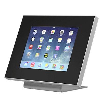 GO-TO™ Tablet-Tischaufsteller - Front- und Rückseite schwarz, Stück