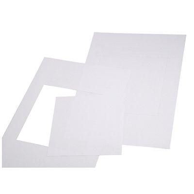 FRANKFURT™ Papiereinlage - HxB 147,5 x 114,5 mm, DIN A6, VE 10 Stk