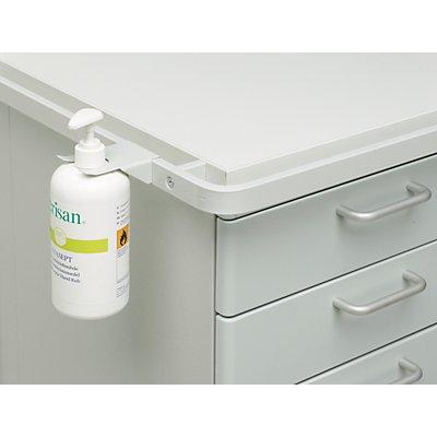 Treston Desinfektionsmittel-Halter - für Flaschen mit 25 mm Ø, Stück