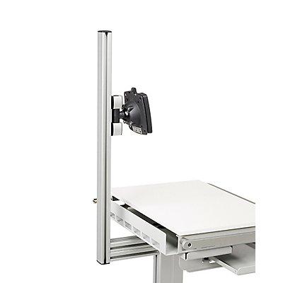 Treston Flachbildschirm-Schwenkarm - für Arbeitsstation, für Bildschirmgröße bis 22''
