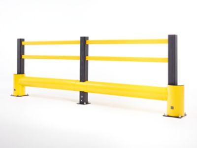 Rammschutzgeländer FLEX IMPACT - Pfostenhöhe 1060 mm