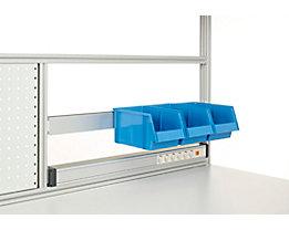Treston Kästenschiene - Stahl, Länge 685 mm