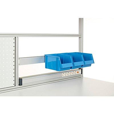 Treston Kästenschiene - Stahl