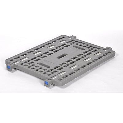 PRESTAR Zwischenboden, Tragfähigkeit 100 kg - LxB 800 x 600 mm