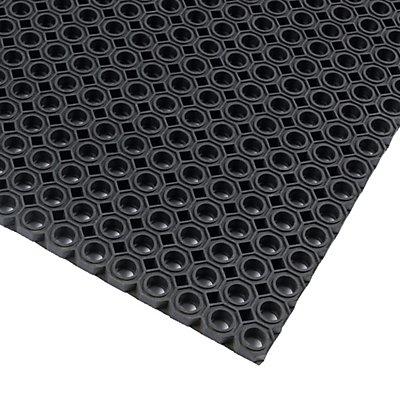 Notrax Schmutzfangmatte, 599 Oct-O-Flex™ - schwarz