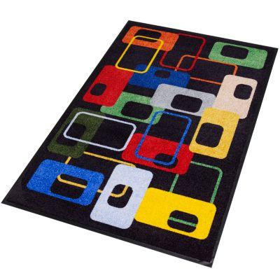 Schmutzfangmatte, 175 Déco Design™ Standard - Modern-70s-Design