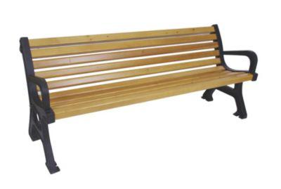 Sitzbank - Länge 1700 mm, Gewicht 48 kg