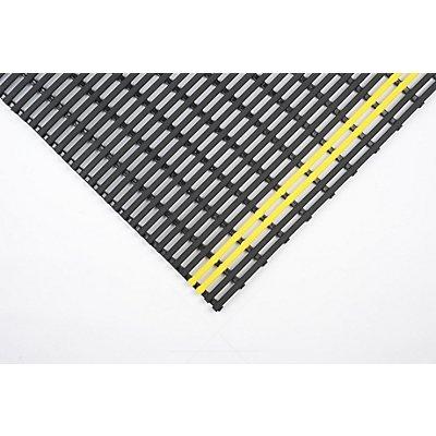 tapis antid rapant pvc recycl au m tre lin. Black Bedroom Furniture Sets. Home Design Ideas