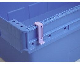 Codierstecker, VE 50 Stk - klein PC, S, pink