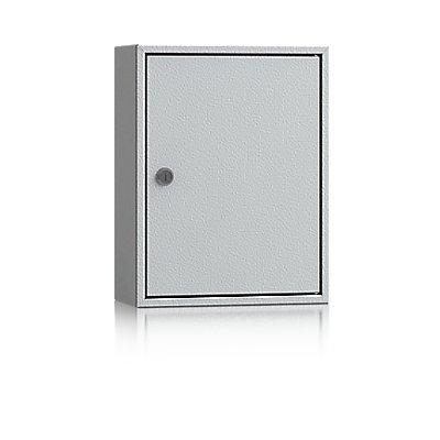 QUIPO Schlüsselschrank - lichtgrau RAL 7035