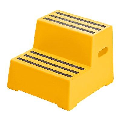 Kunststoff-Tritt - rutschfeste Stufen, abwaschbar