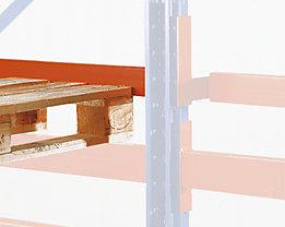 Durchschubsicherung - einhängbar - für Trägerlängen 2700 mm