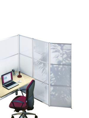 office akktiv Design-Paravent - HxB 1.800 x 1.000 mm