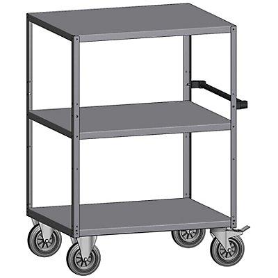 Montagehilfswagen - mit 3 Etagen