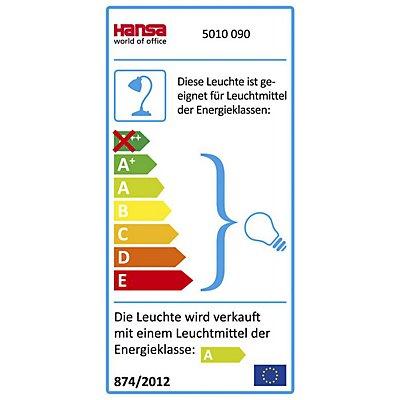 Hansa Tischleuchte Ecostar - 11 Watt