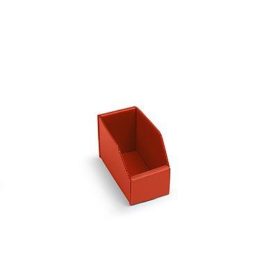 kbins Kunststoff-Regalkasten, faltbar - LxBxH 150 x 75 x 100 mm