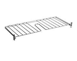 Fachteiler für Chromtischwagen, Höhe 215 mm - VE 2 Stück - für Breite 460 mm