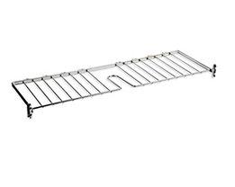Fachteiler für Chromtischwagen, Höhe 215 mm - VE 2 Stück - für Breite 610 mm