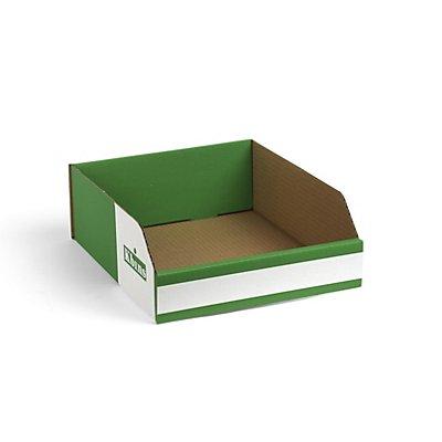 Karton-Regalkasten, faltbar - VE 150 Stk